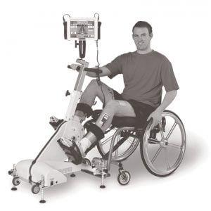 vélo à stimulation électro fonctionnelle