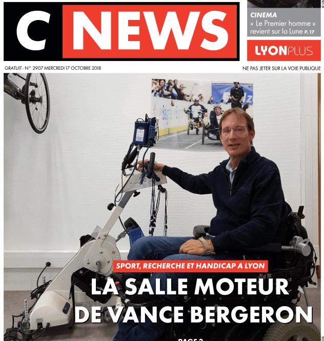 CNews – La salle moteur de Vance Bergeron