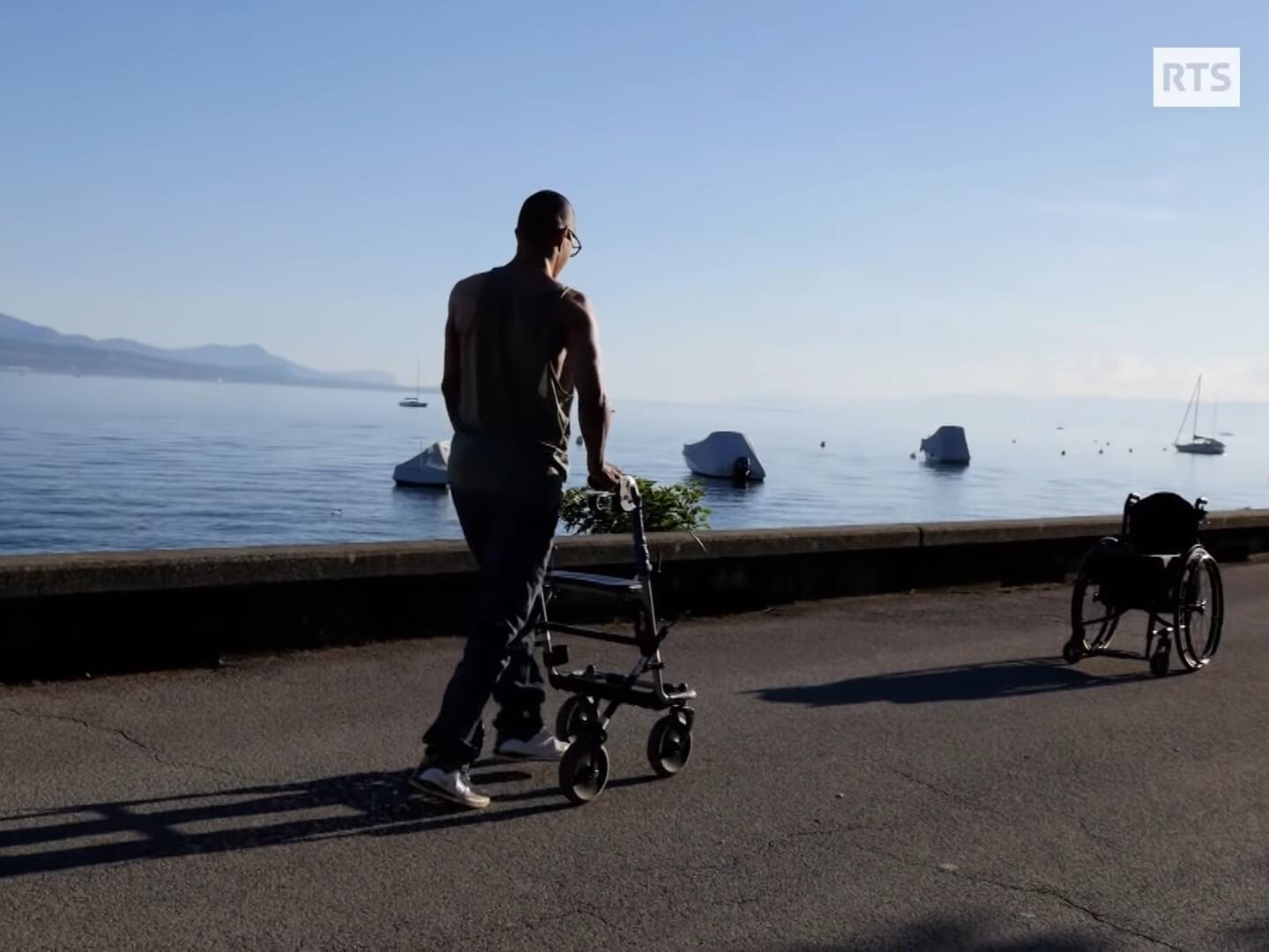 Grégoire Courtine – Remarcher malgré une paralysie ?