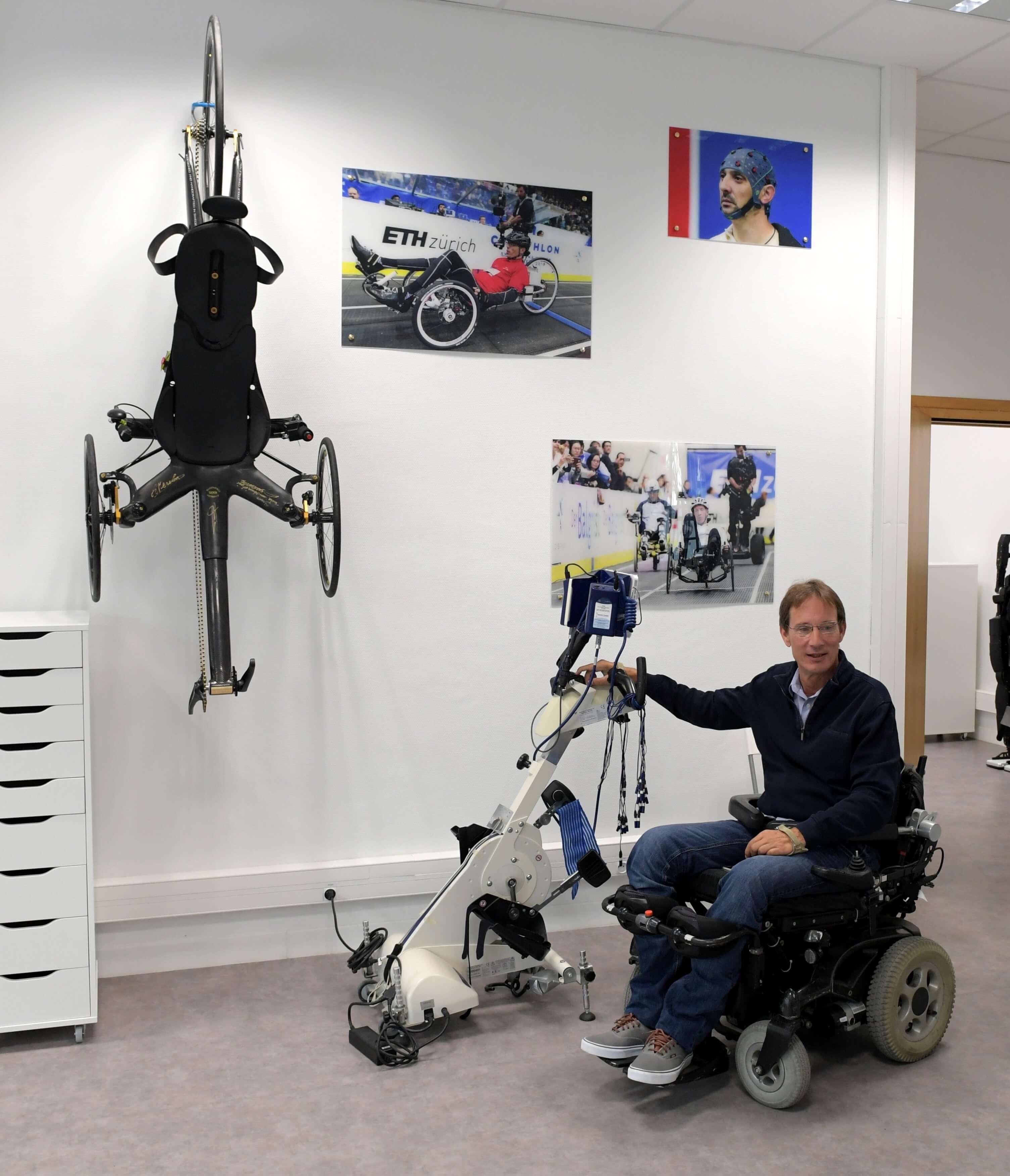 Sport Stratégies – L'association ANTS lance une salle de sport adaptée !