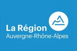Région AURA - Logo