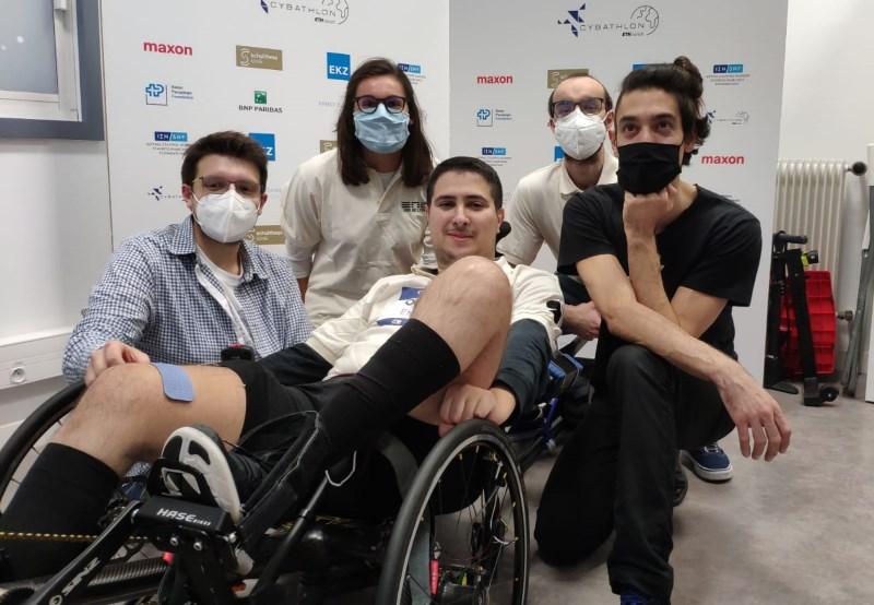 Cybathlon 2020 - Team ENS de Lyon