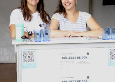 LCD 2021 - Mathilde et Clémentine au stand