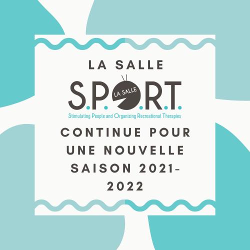 Nouvelle saison 2021-2022 à la salle S.P.O.R.T.