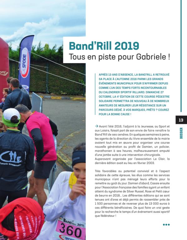 Course Band'Rill 2019